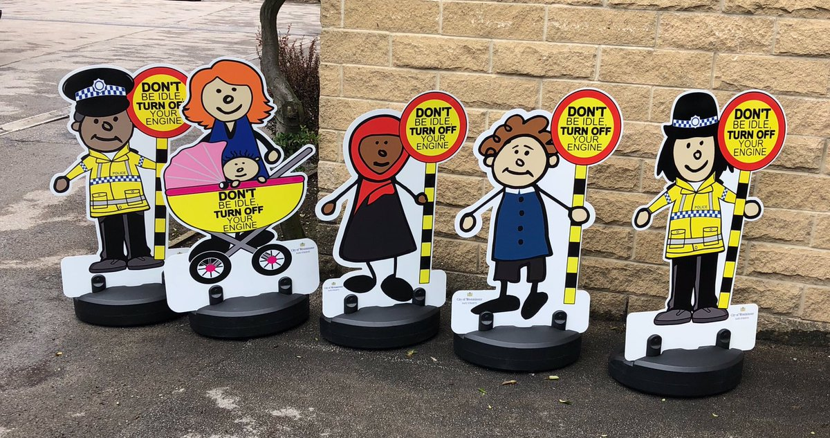 Today's #School #RoadSafety tip Never think it's ok to leave your engine running when your vehicle is stationary especially near a #School  #ToxicFumes are #carcinogenic causing multiple illnesses  Say #No2Idling #SwitchOffYourEngine #KeepChildrenSafe and #healthy #CleanAir