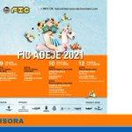 Image for the Tweet beginning: El FIC ADEJE 2021 aterriza