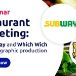 Image for the Tweet beginning: Wondering how restaurant franchisees create