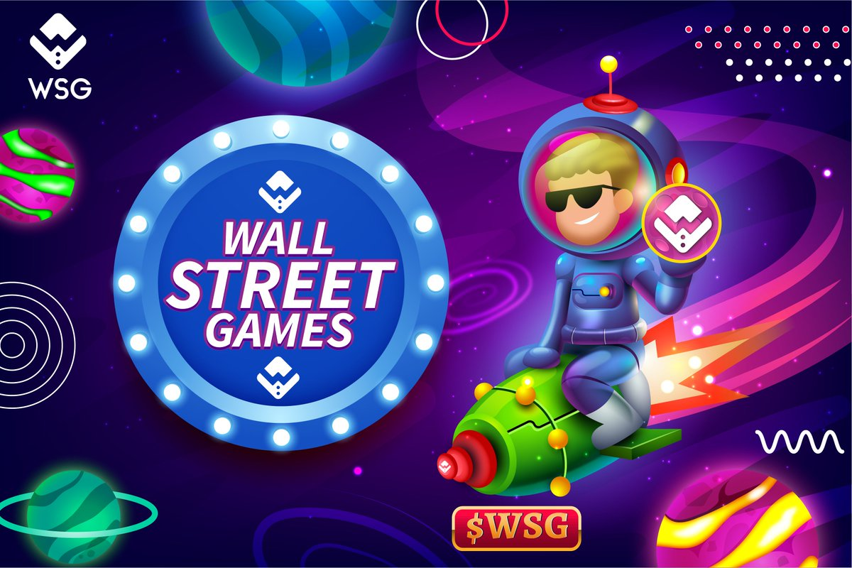 THE $WSG BETA is LIVE on Google Play!🤩🚀 🎮 Register on wallstreetgames.net first! ⏬ Download: play.google.com/store/apps/det… 👉 Give us your feedback & earn WSG rewards: forms.gle/A9au6mBnDhkhYF… ⏳ End: 22nd of October at 23:59 UTC⌛️ 📲 t.me/WSGToken #PlayToEarn