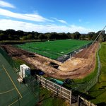 The Astro pitch is making great progress... the countdown is on! #copthorneprep #astorpitch
