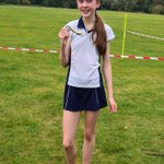 Image for the Tweet beginning: Congratulations to Aoife for coming