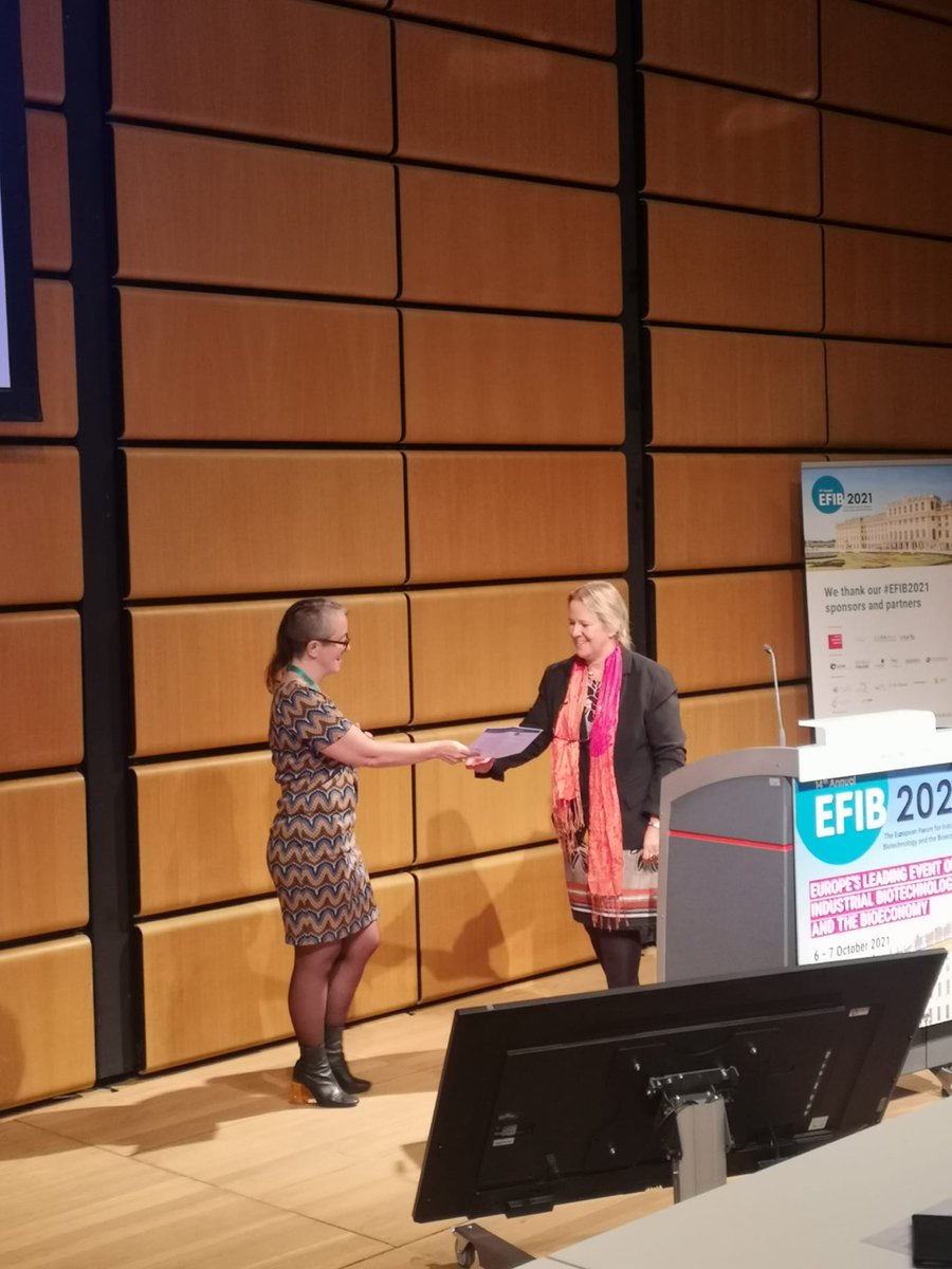 test Twitter Media - ✨ @EuropaBio's Director General, @CSkentelbery, just presented the #EFIB2021 Vienna Statement, during #EFIB Closing Plenary! 💬  🎯 Here's a picture of the document handover to Kristin Schreiber! @EU_Growth @EU_Commission 🤝 https://t.co/Bvy9ECoHLk