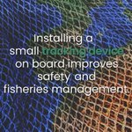 Image for the Tweet beginning: 🐟 Tracking systems on-board should