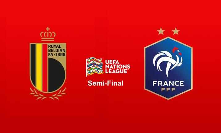 Belgium vs France Full Match & Highlights 07 October 2021