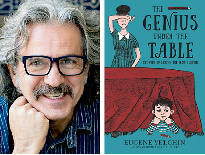 test Twitter Media - Welcome Eugene Yelchin to our Virtual Book Tour! The award-winning author talks to us about his new middle grades biography, The Genius Under the Table. Visit our blog for the exclusive interview, teaching resources and much more! #kidlit https://t.co/D0wOWSFYut @Candlewick https://t.co/UyHGzBClp5