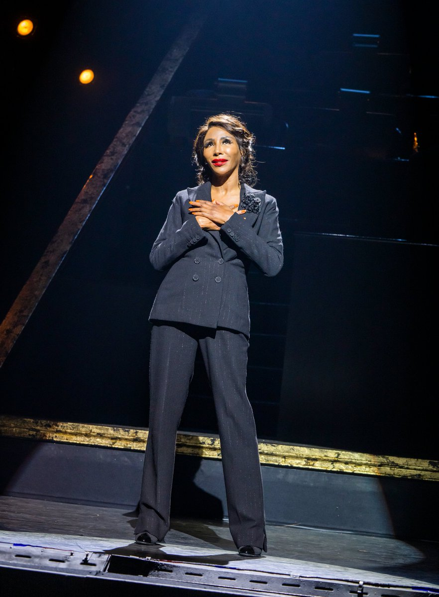 One thing we know is you don't want to miss our amazing Mama Morton, @sinittaofficial and the rest of our fabulous #ChicagoUKTour cast! It would be CRIMINAL to miss it…chicagothemusical.com/international-…