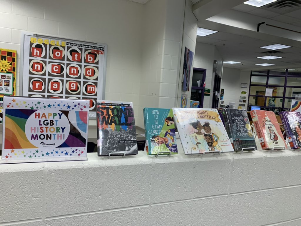 Happy LGBTQ History month from your Gunston Library! Did you know one reason Oct was chosen in 1994 was for the anniversary of the first march in DC for LGBTQ rights? 🏳️🌈<a target='_blank' href='http://twitter.com/APSGunston'>@APSGunston</a> <a target='_blank' href='http://twitter.com/APSLibrarians'>@APSLibrarians</a> <a target='_blank' href='http://twitter.com/SenorBurnett'>@SenorBurnett</a> <a target='_blank' href='http://twitter.com/khethiwe_hudson'>@khethiwe_hudson</a> <a target='_blank' href='http://twitter.com/spnramirez'>@spnramirez</a> <a target='_blank' href='https://t.co/YgfEP7gZll'>https://t.co/YgfEP7gZll</a>