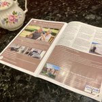Our Torsion Care site, Royles Lodge has been featured in the local magazine, Be Inspired for Blackpool, Wyre and Fylde.It includes a heart warming story from our first buyers Val and Brian and certainly worth a read.#retirementliving #magazinefeature #DevelopConstructOperate