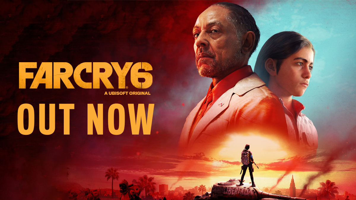 Launch day! Congratulations to everyone who worked on #FarCry6 👏👏  We hope you're enjoying your trip to Yara 🎊🥳 https://t.co/YhX3oiimS0