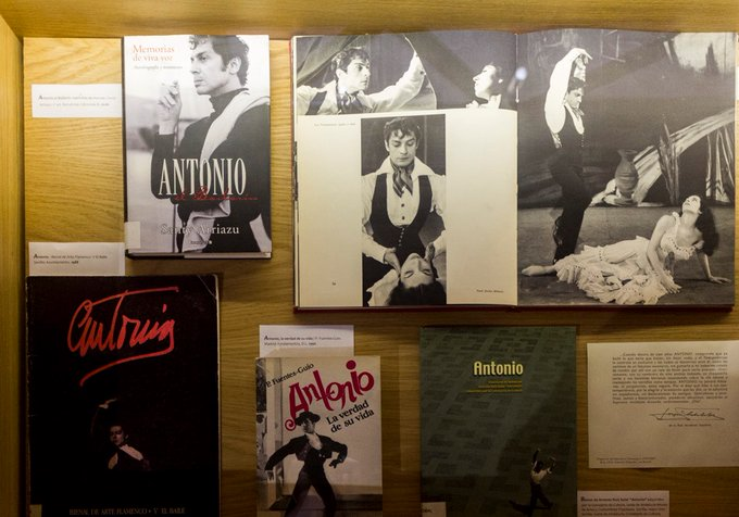 Antonio, cien años de baile