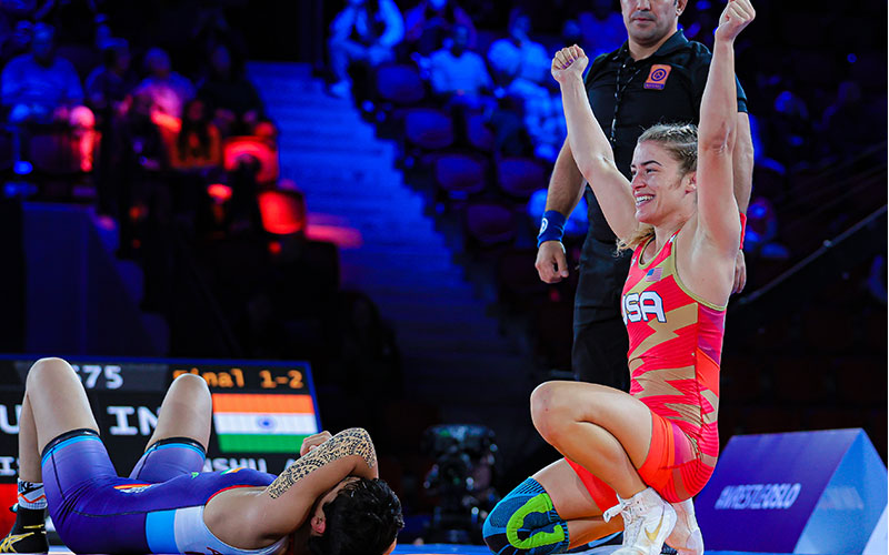 #GirlsWrestle #SportForAll #AnyBODYCanWrestle #thisiswhatawrestlerlookslike #GrowTheSport   You can be whatever you desire in this sport because wrestling truly is for everyone! https://t.co/v9EV0OPURz