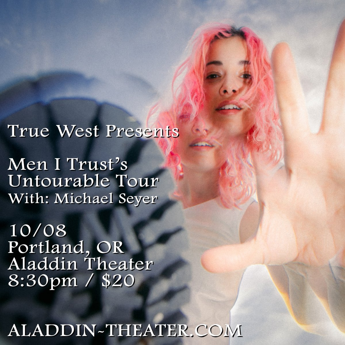 TICKETS RELEASED: A handful of tickets were just released for tomorrow night's @menitrust show at @aladdintheater! Be there to see their new release, 'The Untourable Album,' on the LIVE stage! TICKETS 🎟️ bit.ly/MenITrustTW2021