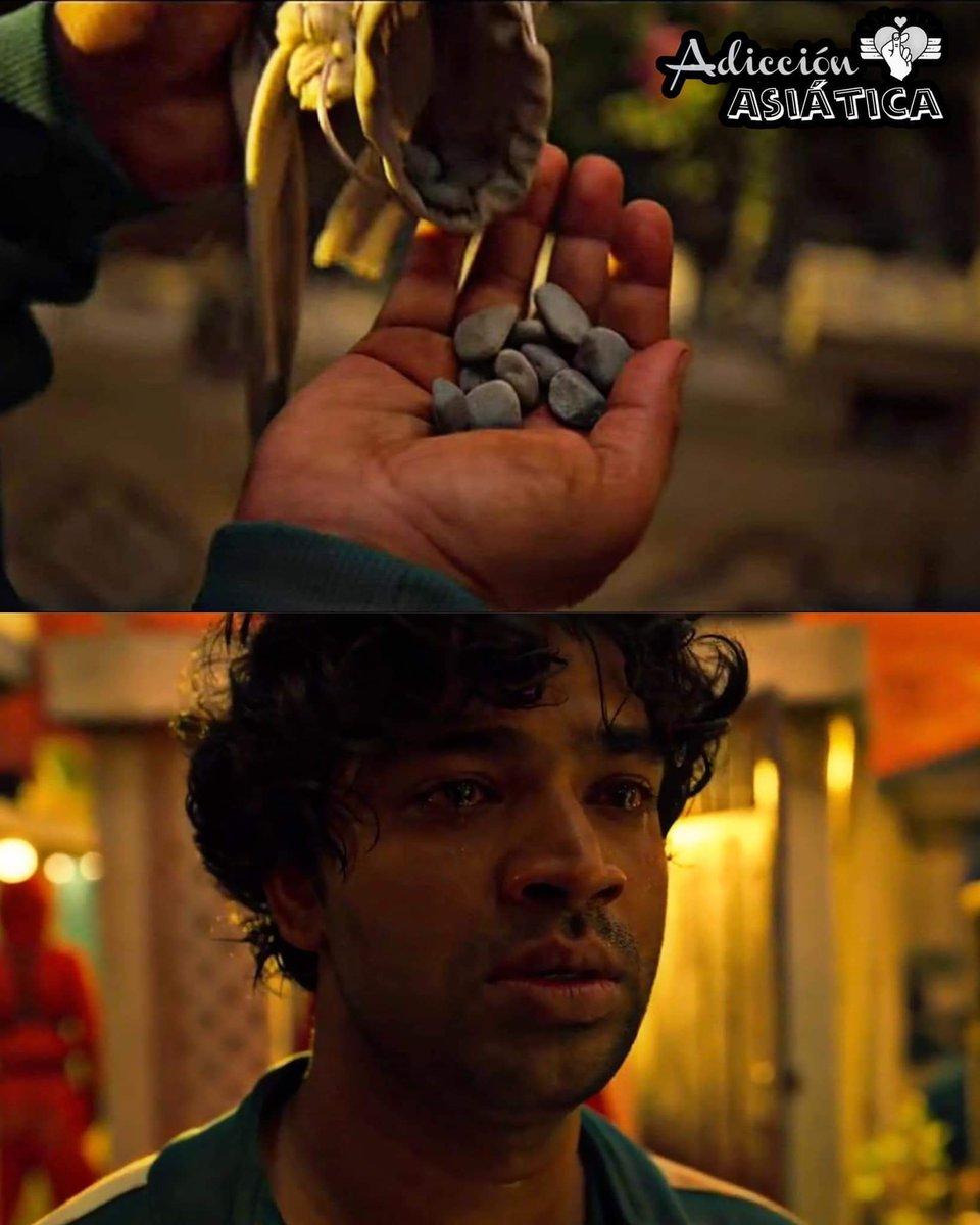 Squid Game'de em üzüldüğüm karakter Ali be adam bahtsız bedevi :'((