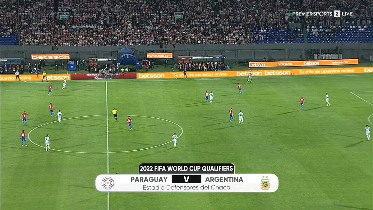 Full match: Paraguay vs Argentina