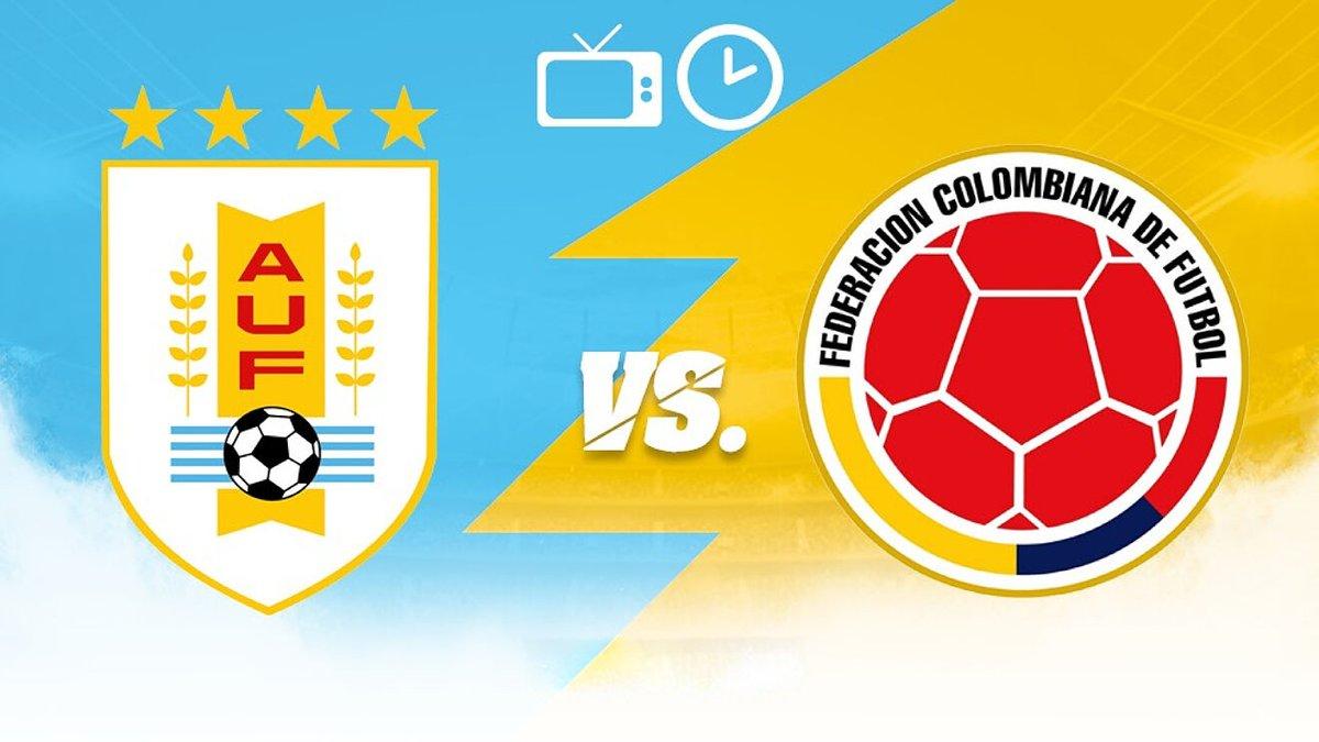 Uruguay vs Colombia Highlights 08 October 2021
