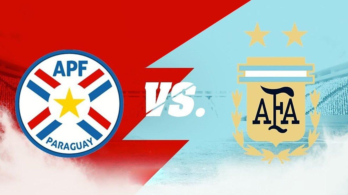 Paraguay vs Argentina Highlights 08 October 2021