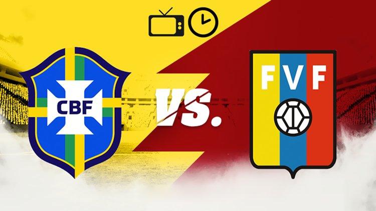 Venezuela vs Brazil Highlights 08 October 2021