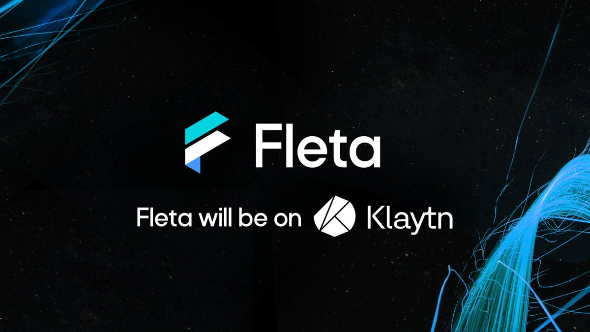 Fleta will integrate with #Klaytn network!👏 We currently support #Ethereum, #Tomochain, #BSC and #Polygon. We will support Klaytn as well!🎉 It will be adjusted to #FletaConnect and #FletaConverter so users can experience various networks.👍 See more: medium.com/fleta-first-ch…
