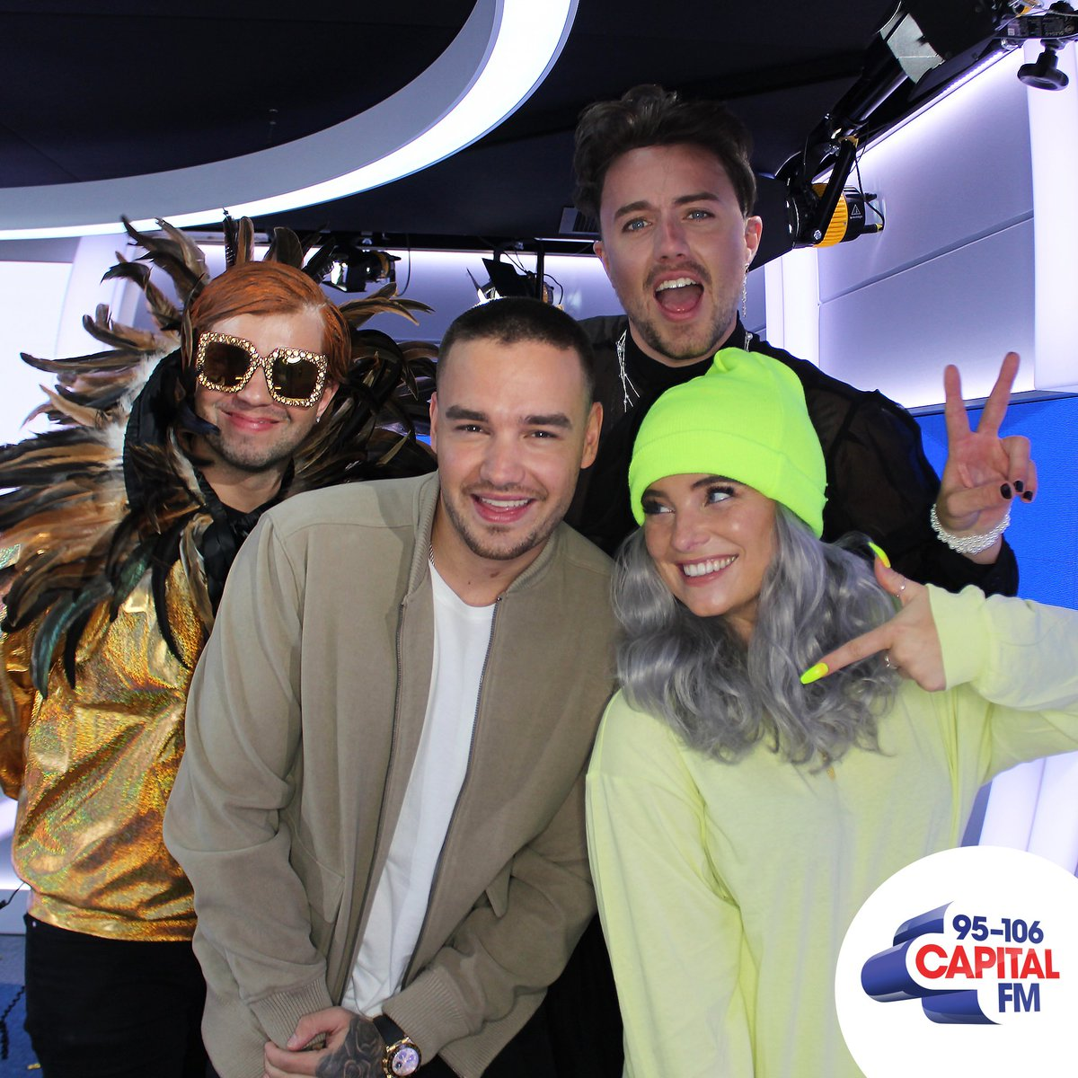 It's always a laugh when @LiamPayne joins Capital Breakfast with @romankemp 🥰