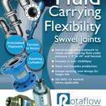 Image for the Tweet beginning: Optimise your pipework with swivels
