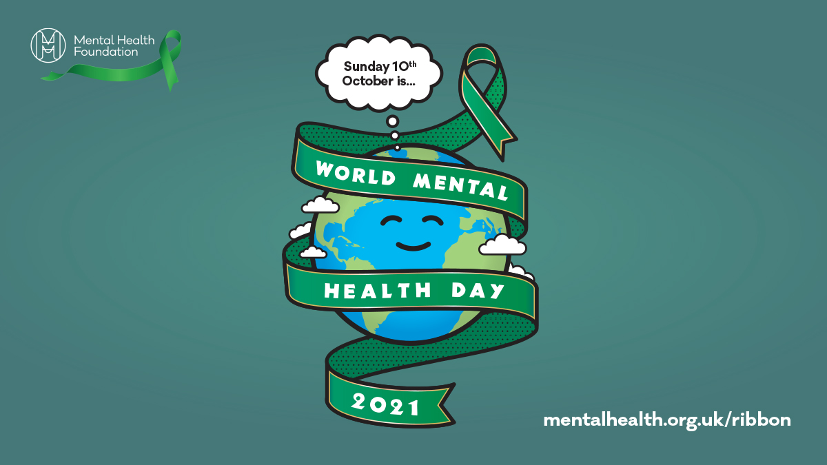 It's #WorldMentalHealthDay today - although the conversation about mental health should be all year round, it's a good opportunity to check in with ourselves and those around us.💚