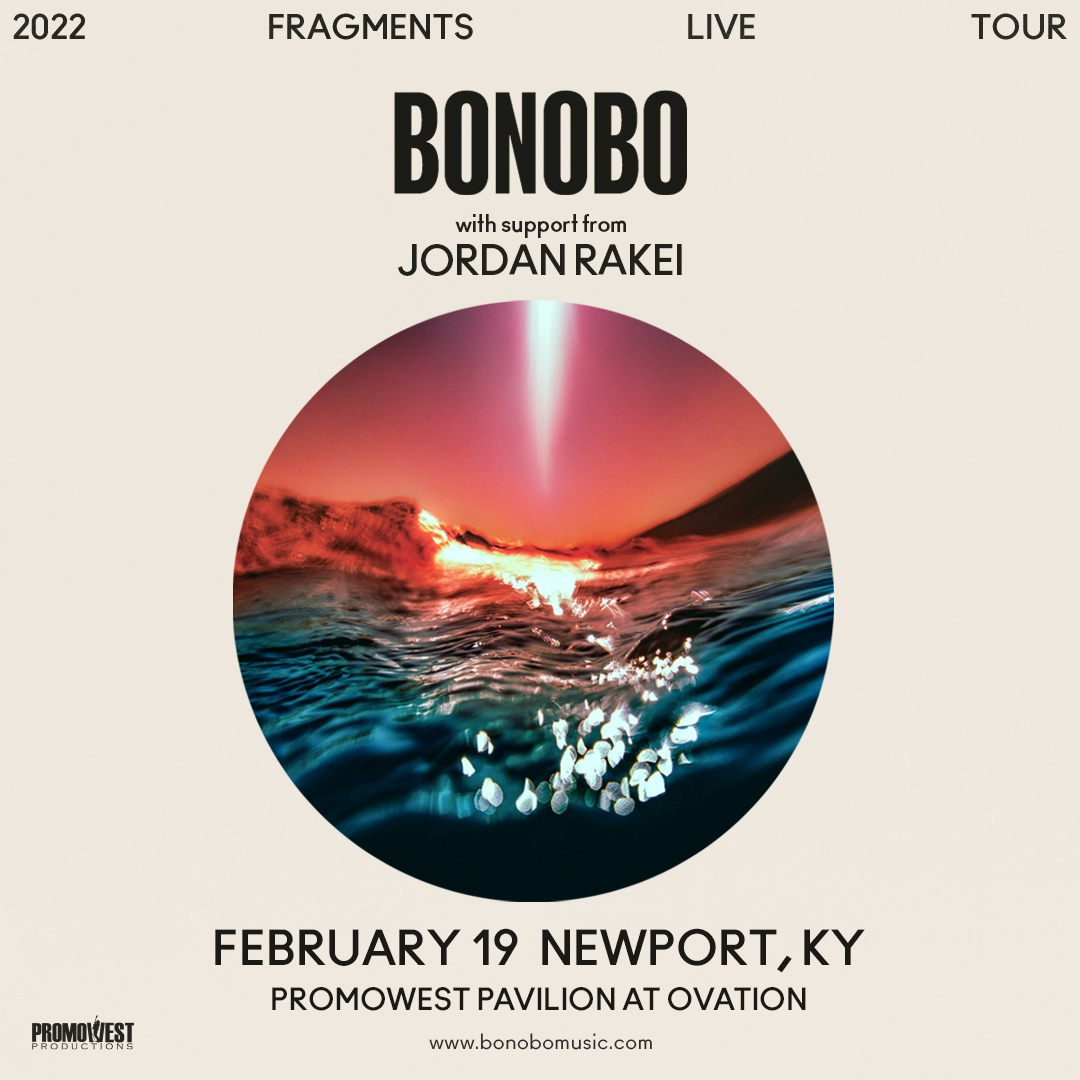 On Sale Today! @si_bonobo – Fragments Live Tour on Saturday, February 19th: axs.com/events/414050/…