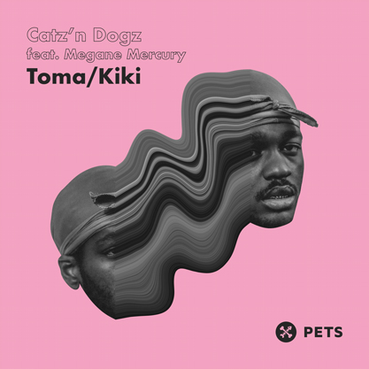 OUT Today! @Catz_n_Dogz 'Toma / Kiki' ft. @MeganeMercury on @PetsRecordings petsrecordings.bandcamp.com/album/catz-n-d… Promo is LIVE for our DJs!