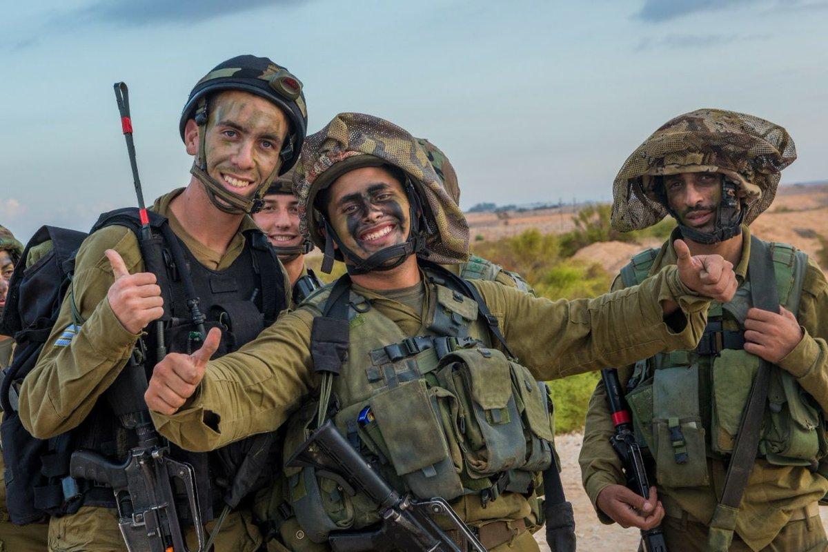 هلا بالجمعة هلا بالويك آند جنود جيش الدفاع حتى في أيام العطلة يشعرون بدفء