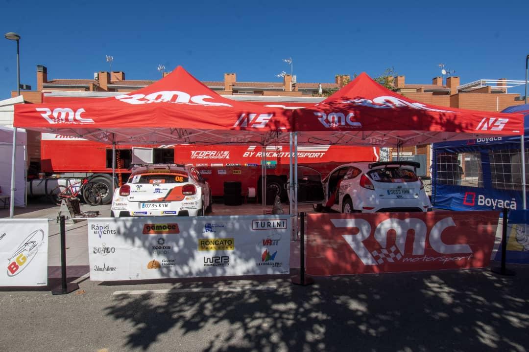 SCER + CERT: Rallye de Tierra de Madrid [8-9 Octubre] FBLSTnSWEAAzEPa?format=jpg&name=medium