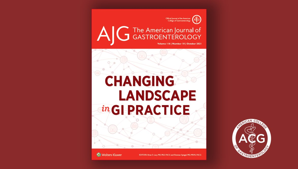 """The healthcare landscape is constantly evolving. Our editorial team at #AmJGastro decided to dedicate an entire issue to the """"changing landscape in GI practice."""" Thanks to everyone who contributed articles to this special @AmJGastro issue. @AmJGastro"""