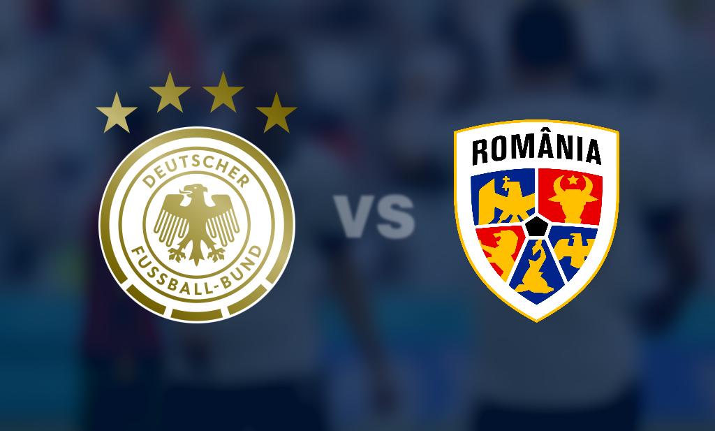 Germany vs Romania Full Match & Highlights 08 October 2021