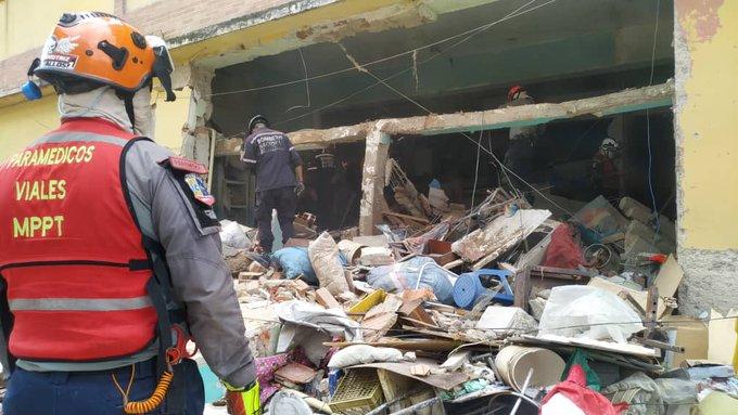Lo que se sabe de la explosión en un edificio de Artigas