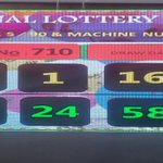 Image for the Tweet beginning: Friday Bonanza Results #nla #lotto #lottery
