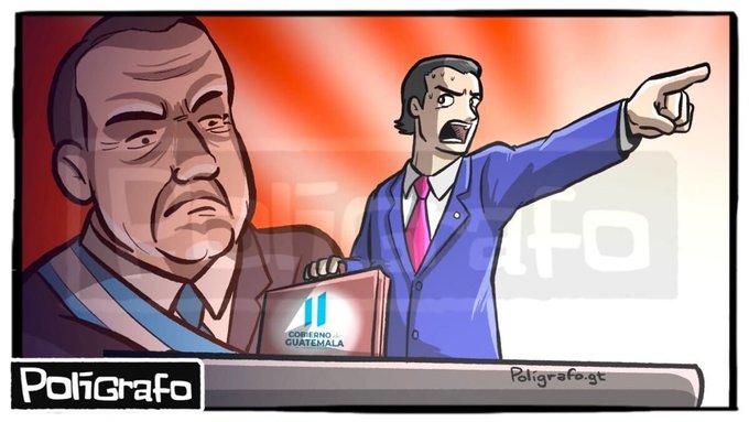 Los abogados que representan a Giammatei, en casos donde es señalado de corrupción, tienen contratos por más de un millón de quetzales con el actual Gobierno.