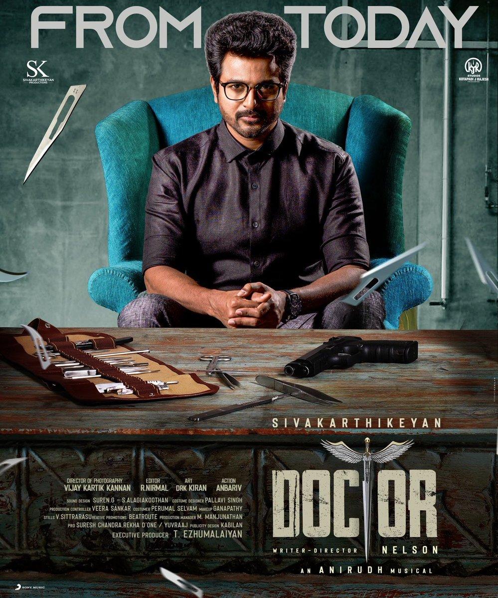 Doctor (2021) HDRip tamil Full Movie Watch Online Free MovieRulz