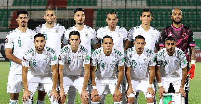 الجزائر تضرب النيجر بسداسية في تصفيات كأس العالم 2022