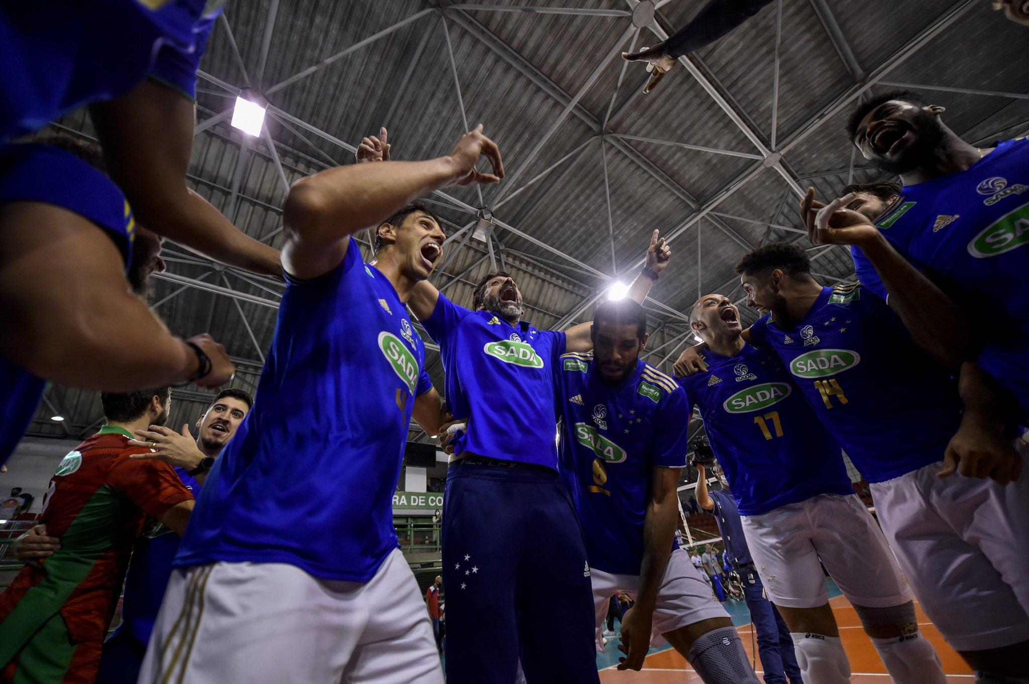 Cruzeiro Twitter