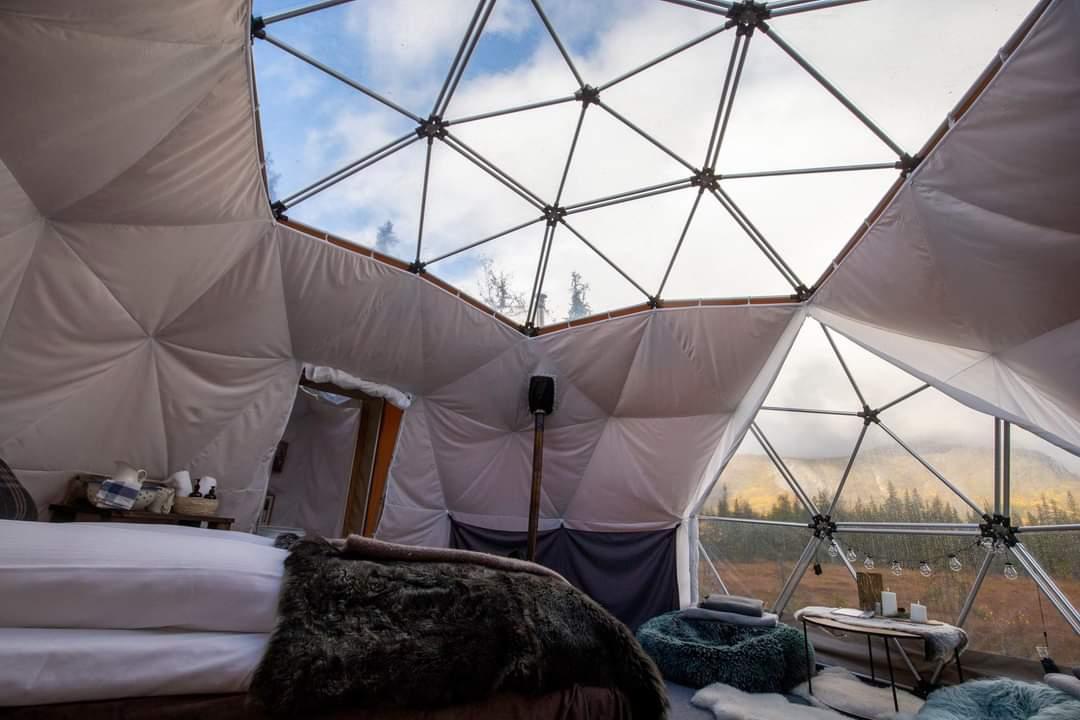 RT @elusive_moose: Dyrja Domes in Hemsedal 😍 By Mørch Foto & Villmarksopplevelser #Norway #coolplacestostay https://t.co/A07UkR6ZoU