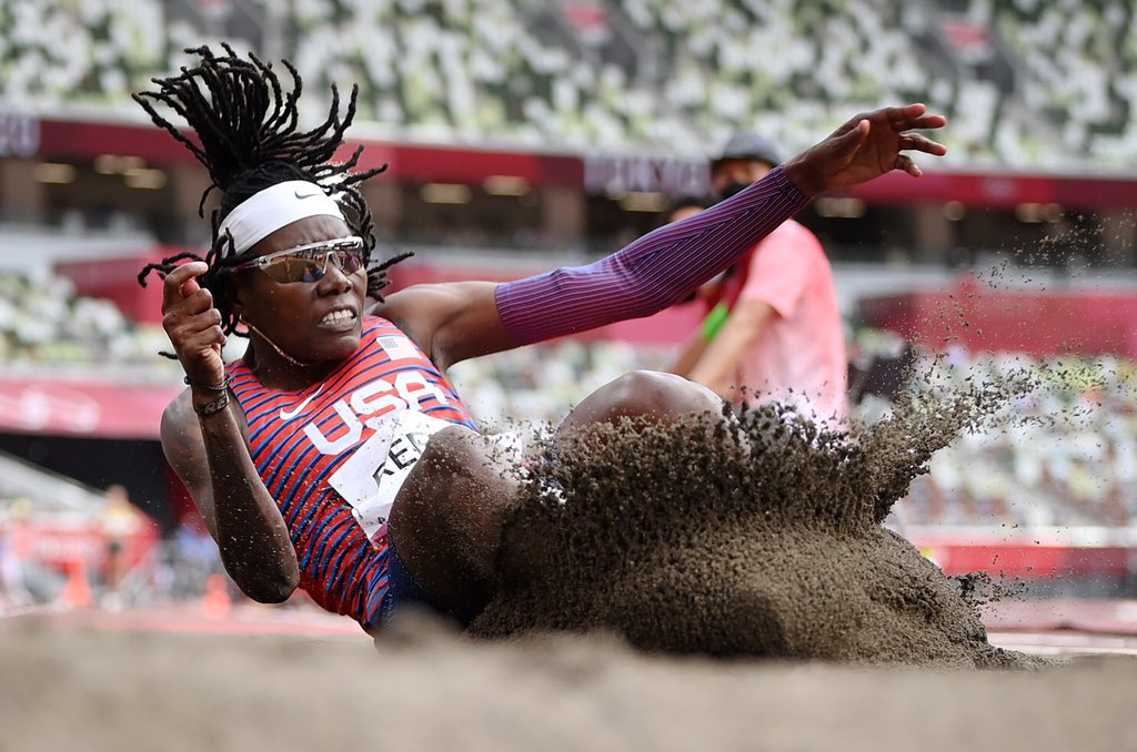 From 2008 to 2021, @DaLJBeast 🇺🇸has always been in the top 10 of the LJ 08: 6.95m (4) 09: 7.10m (1) 10: 6.94m (4) 11: 7.19m (1) 12: 7.14m (1) 13: 7.25m (1) 14: 6.92m (2) 15: 6.97m (5) 16: 7.31m (1) 17: 7.13m (1) 18: 6.87m (8) 19: 7.00m (3) 21: 7.13m (3) *20: she didn't compete