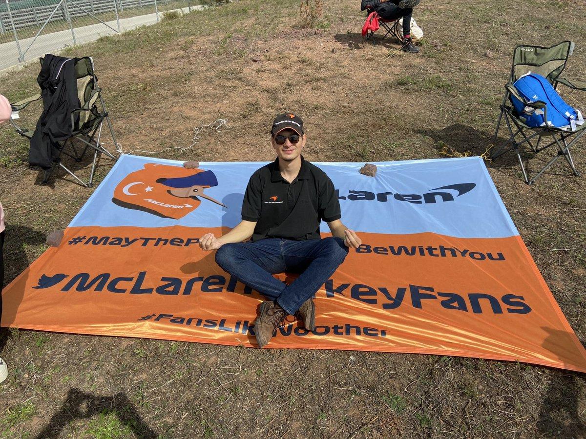 @McLarenF1Turkey Twitter Image