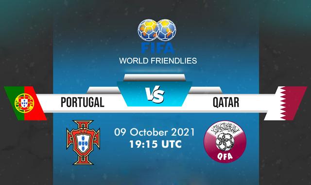 Portugal vs Qatar Full Match & Highlights 09 October 2021