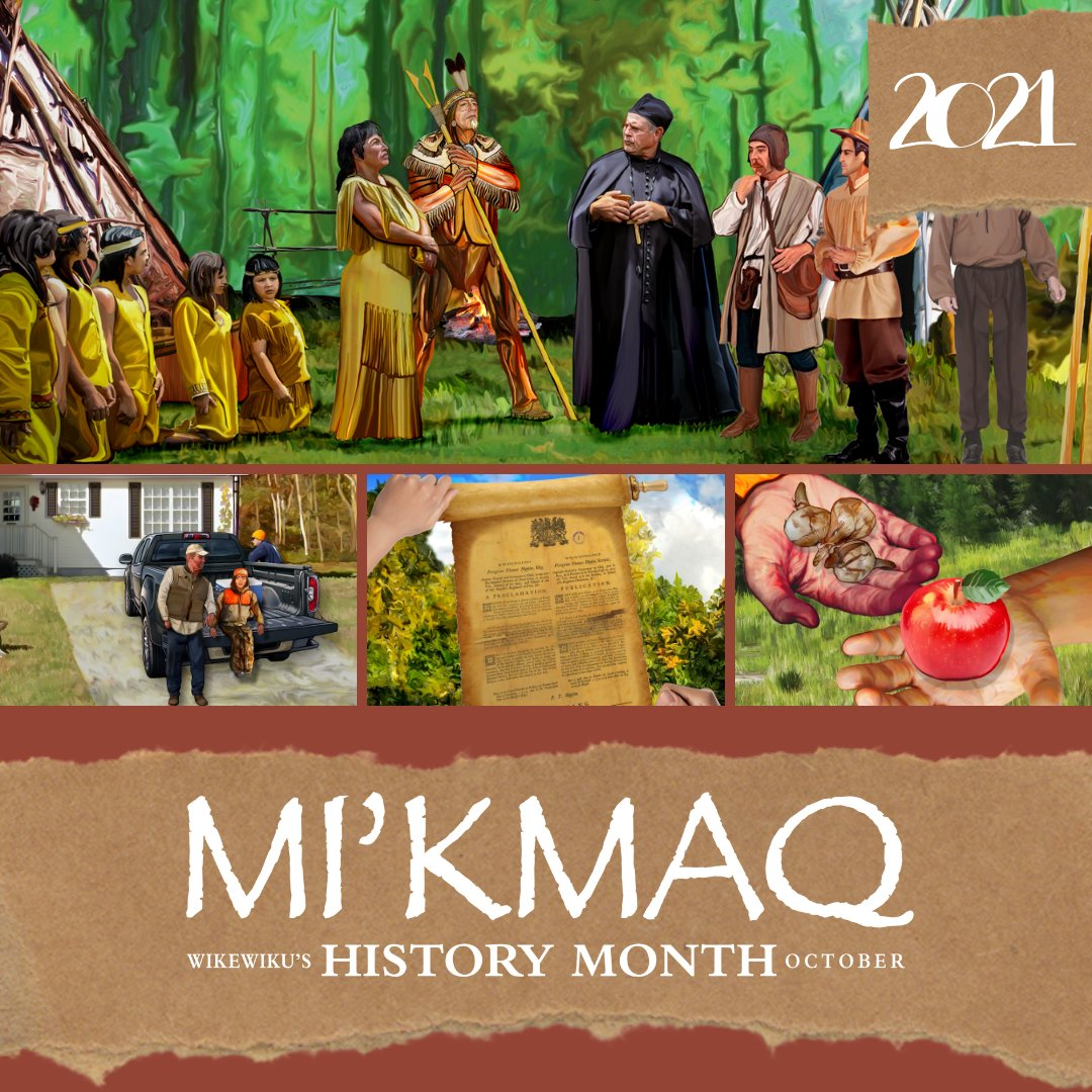 October marks #MikmaqHistoryMonth. According to the 2016 Census, 58,655 people in Canada said they were members of a Mi'kmaq First Nation. https://t.co/o8Q5NdkW6i  Stay tuned for the #2021Census results, to be released in September 2022!
