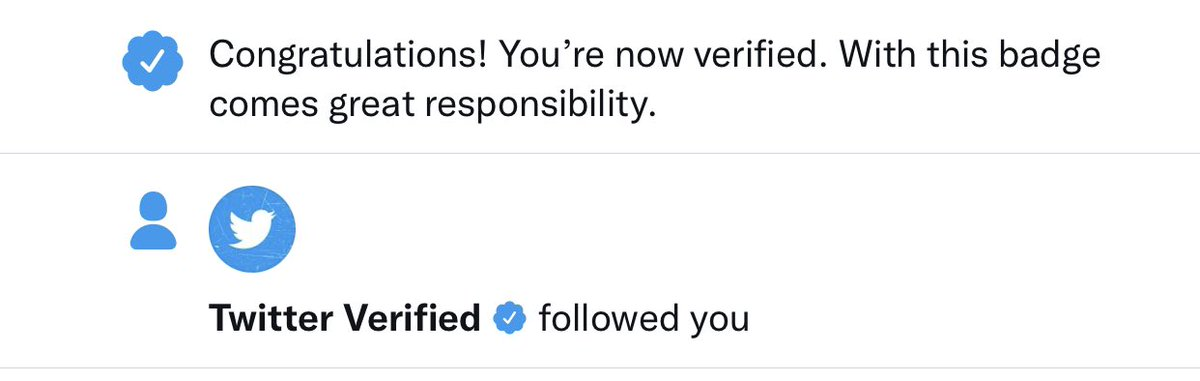 Well done @verified - it is only normal to do this.