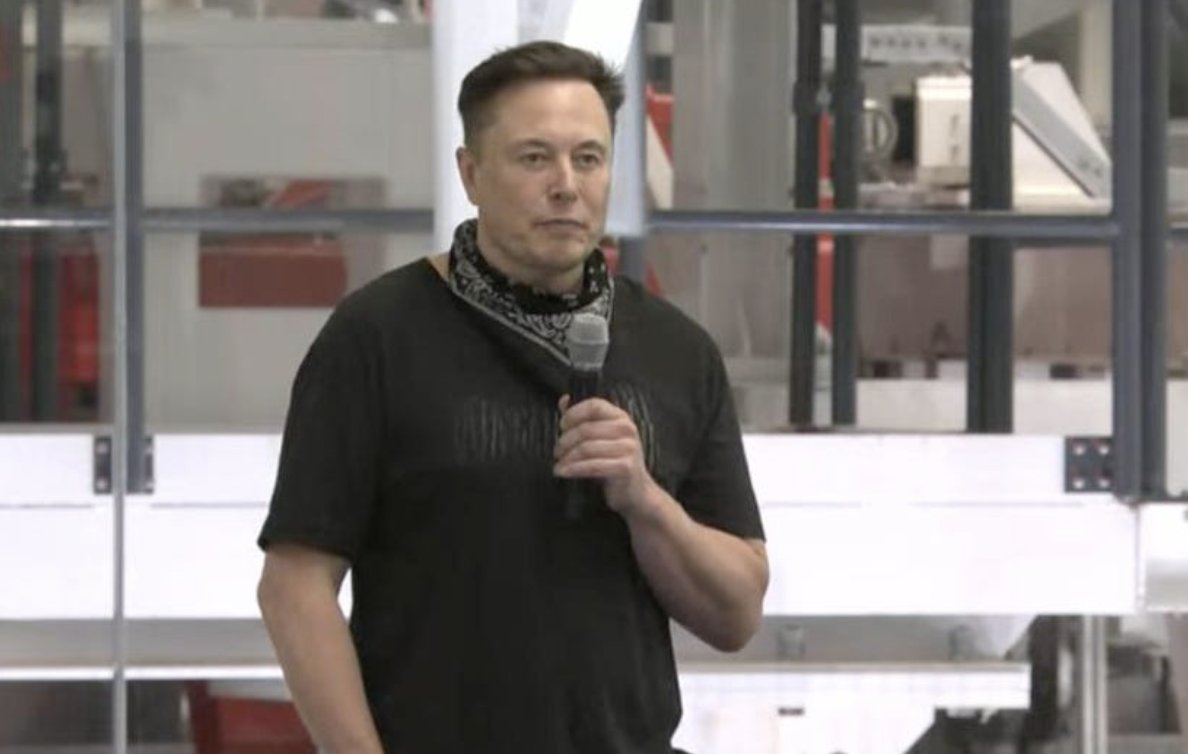 RT @Forbes: Musk Is Moving Tesla's Headquarters From California To Texas