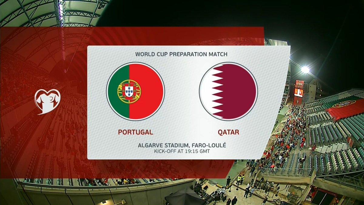 Full match: Portugal vs Qatar