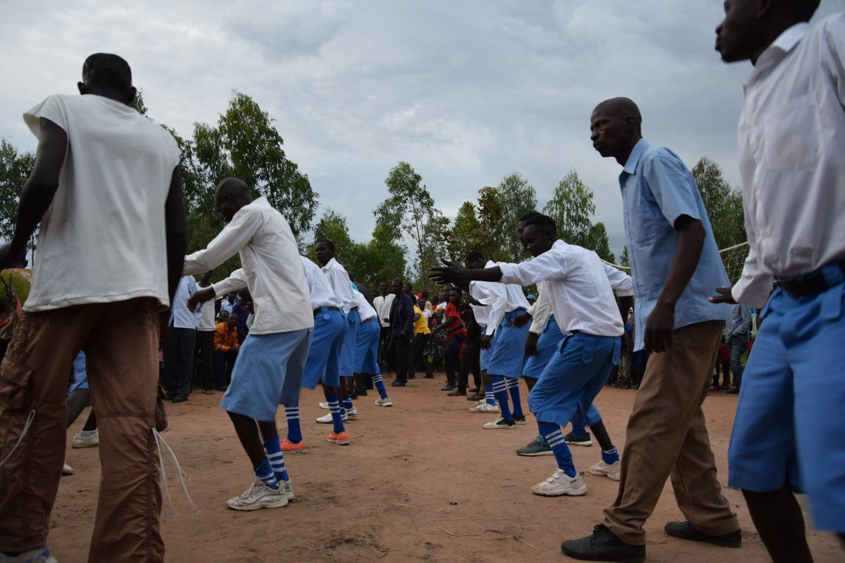 We also danced #Okeme and sang cultural songs! @OkereCity #IndependenceDay