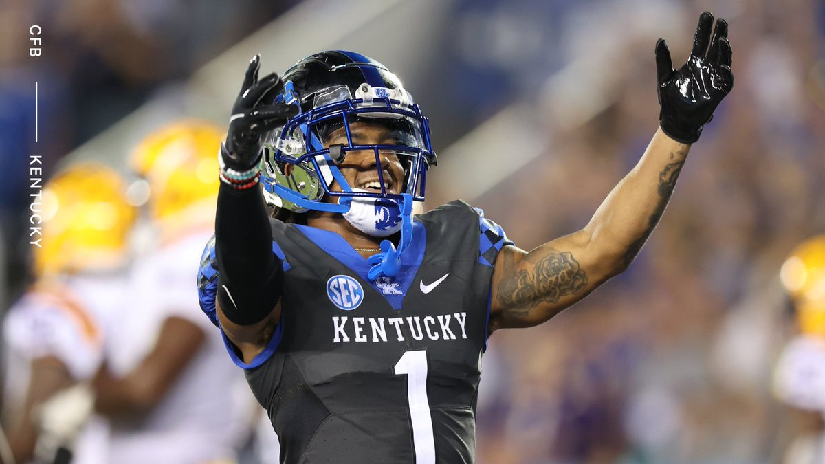 No. 16 Kentucky is off to one of the best starts in program history.  ◽️ 6-0 overall record for the first time since 1950 ◽️ 4-0 SEC record for the first time since 1977  H/T @KyleTucker_ATH