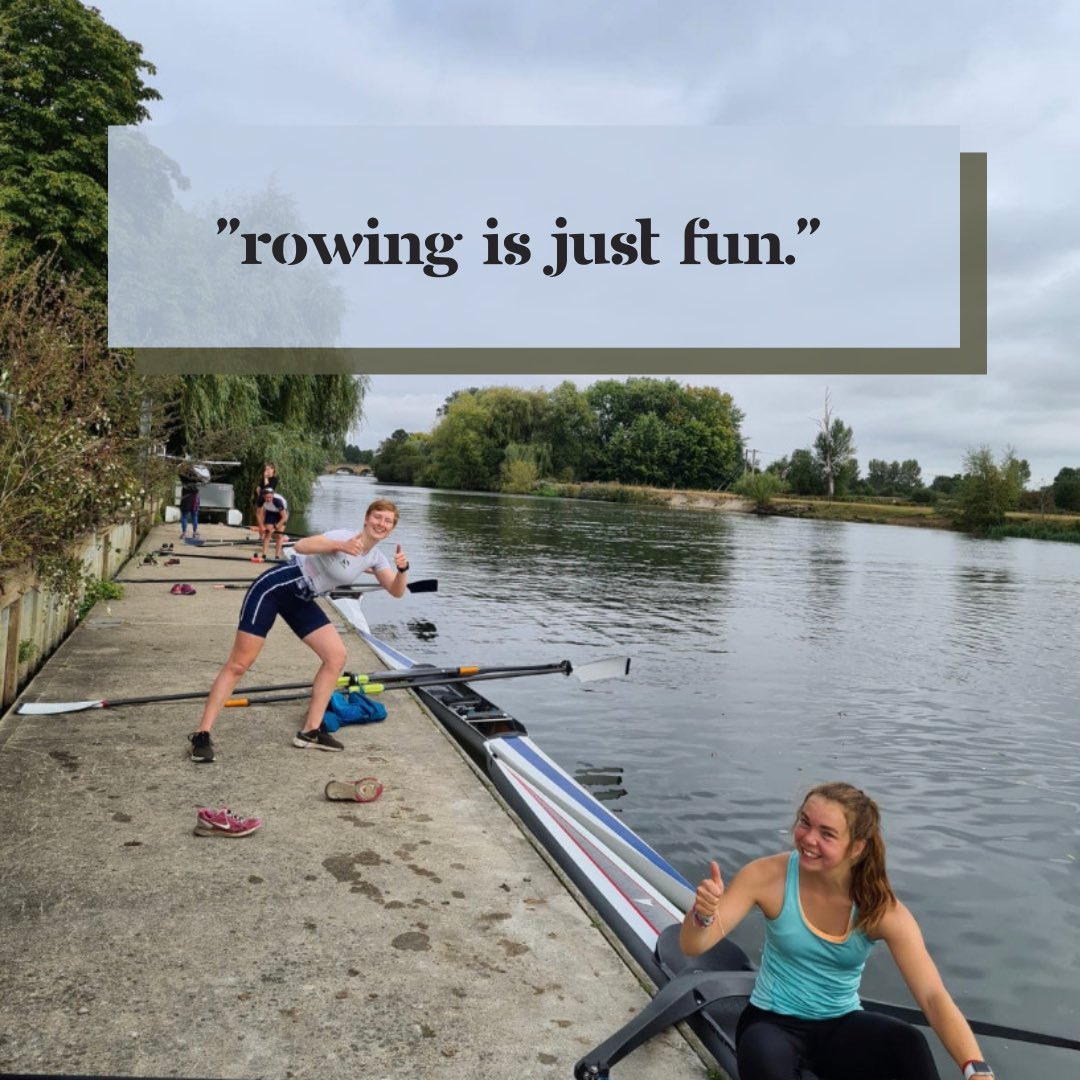 test Twitter Media - Today is #WorldMentalHealthDay , so we asked our athletes how rowing has helped them look after their mental health while being at university… 💙🧠 https://t.co/zTIahFAvtM