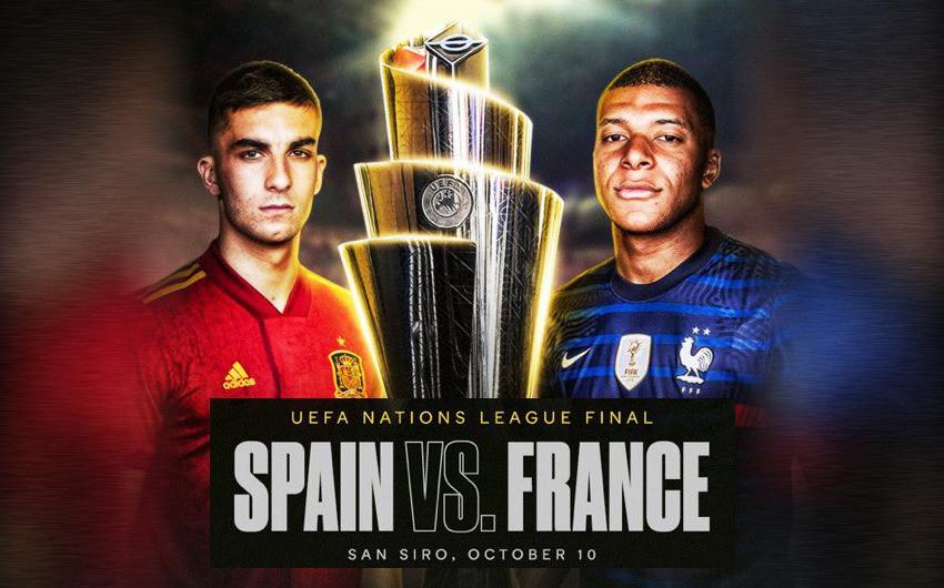 Spain vs France Full Match & Highlights 10 October 2021